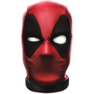 Dimenzije: 1: 1.  Pomoću besplatne aplikacije postavite Deadpool da se zeza, vrijeđa prijatelje ili voljene Oči i obrve se mogu pomicati.