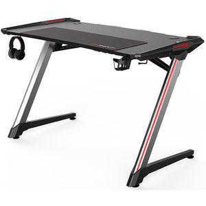 Bytezone PRO stol puno je više od pukog stola. PRO je uredski igraći stol koji će vas impresionirati svojim modernim izgledom i funkcionalnošću.  Dolazi sa organizatorom kabela na stražnjoj strani stola kao i držačem za slušalice i omiljeno piće.