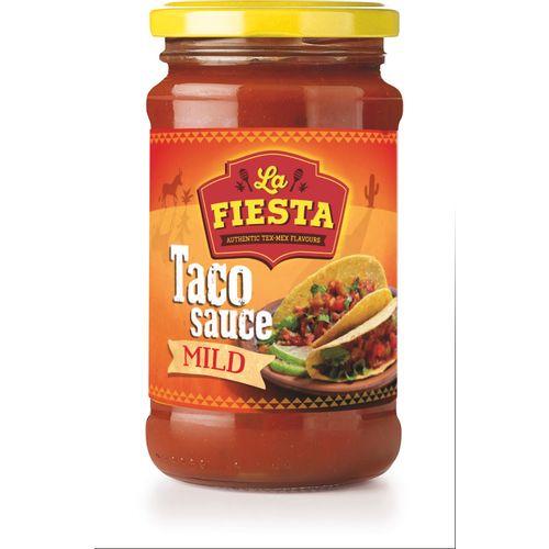 LA FIESTA mild taco sauce 225g slika 1