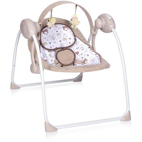 LORELLI PORTOFINO Njihalica za Bebe Beige (3mj+) slika 1