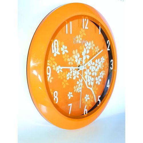 Zidni quartz sat P0302OE - plastika/staklo slika 2