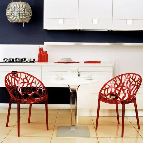 Dizajnerska stolica — POLY ROUND slika 31