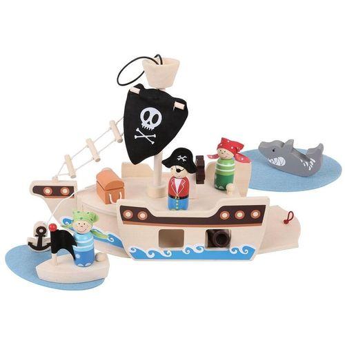 Bigjigs Gusarski brod mini set za igru slika 1