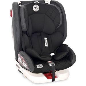 Autosjedalica koja raste s Vašim djetetom i njegovim potrebama. Jedna autosjedalica od rođenja do 12 godina koja se rotira za 360° i postavlja ISOfix sustavom.