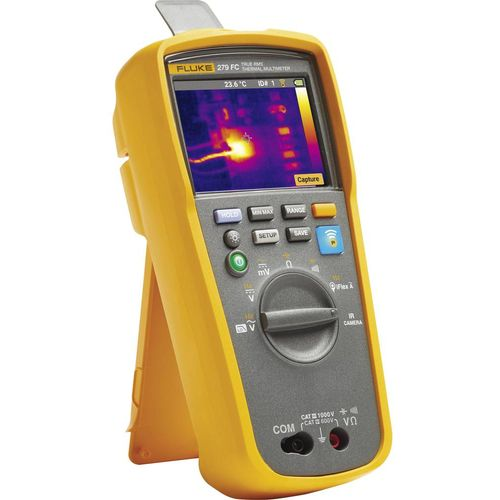 Ručni multimetar Fluke FLUKE-279FC/IFLEX kalibriran prema tvorničkom standardu ugrađena termografska kamera slika 3