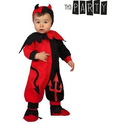 Kostim za bebe Demon (3 Pcs)