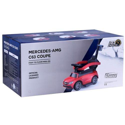 Guralica Mercedes AMG C63 Coupe 3u1 - red slika 7