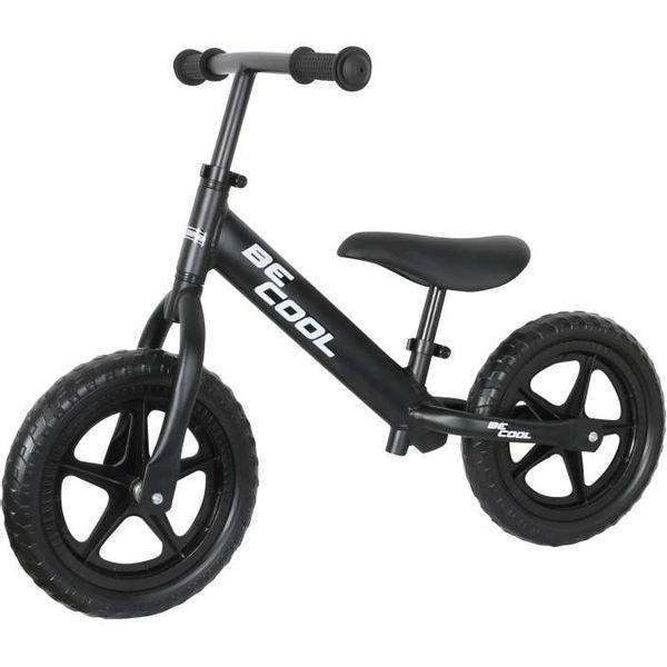<p>Bicikl bez pedala omogućava učenje ravnoteže, vještina i koordinacije. Ovakav način vožnje pomaže djetetu da brže savlada vožnju na dva kotača. Po visini podesivo sjedalo i volan omogućuju individualnu prilagodbu za vaše dijete te udobnu vožnju. Ruč...