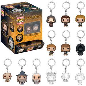 POP Lord of the Rings privjesak za ključeve 1 komad u paketu te nije moguće birati, dolazi u vrećici iznenađenja.  Dimenzija: cca 4cm