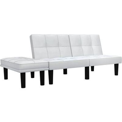 Ova višenamjenska sofa bit će savršen smještaj za neočekivane goste preko noći, dok istovremeno pruža udobno mjesto za sjedenje danju. Čvrst okvir i metalne noge doprinose njenoj čvrstoći, a također je gusto podstavljena za dodatnu udobnost. Ova...