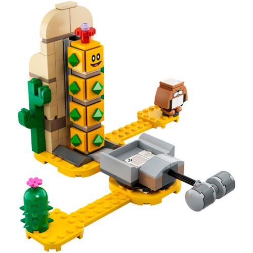 LEGO SUPER MARIO Pustinjski pokeyji – proširena staza 71363 slika 2