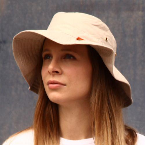 BROKULA SALPA UV šešir za odrasle bež, ONE SIZE slika 5