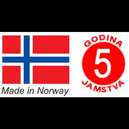 Beha PV20  norveški radijator zidni 2000W WiFi slika 3