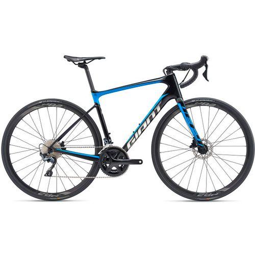 Bicikl Defy Advanced HRD 1 M crna/plava slika 1