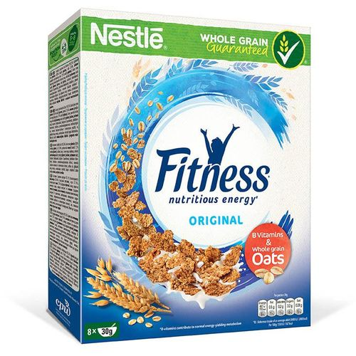 Nestle Fitness 250 g / 4 kom slika 1