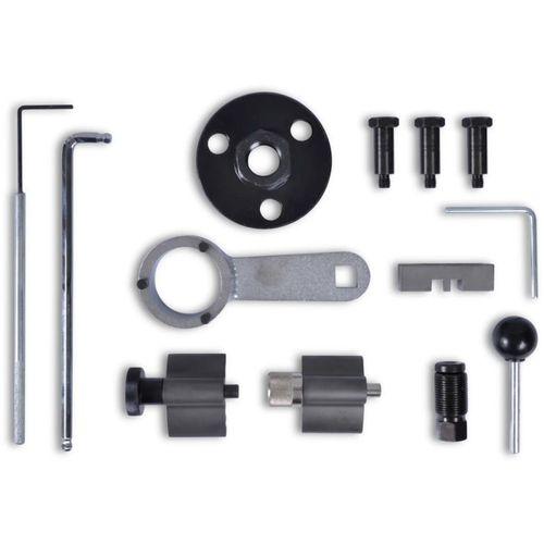 Set alata za montažu i zaključavanje osovine VAG 1.6 i 2.0 TDI motora slika 11