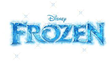 Frozen logo
