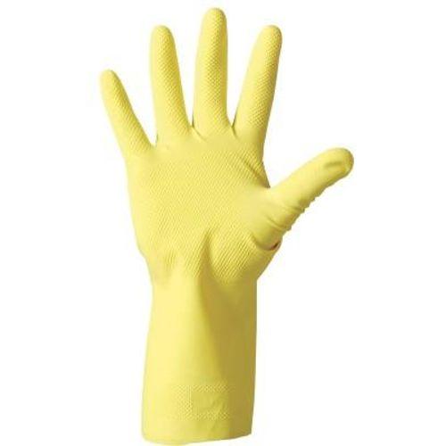 Lateks rukavice za domaćinstvo | GLO40 slika 3