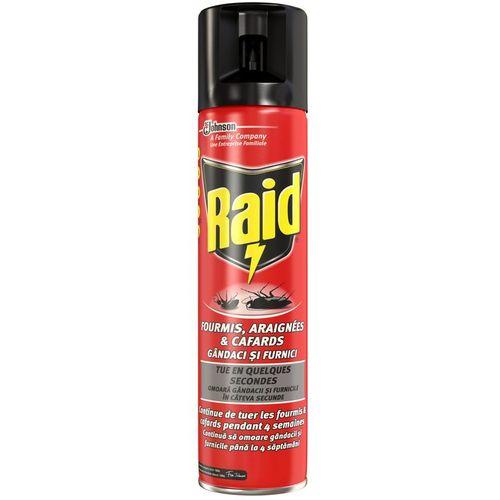 Raid sprej protiv mrava i žohara 300ml slika 1