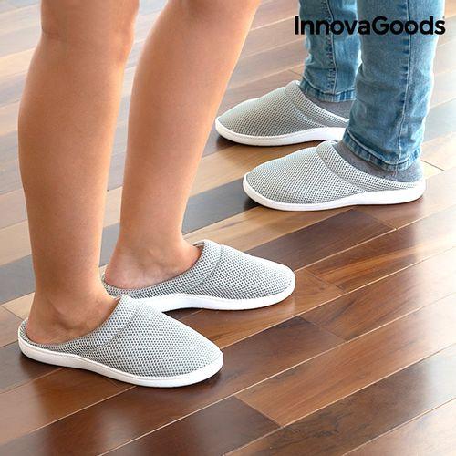 Papuče s gelom Comfort Bamboo slika 8