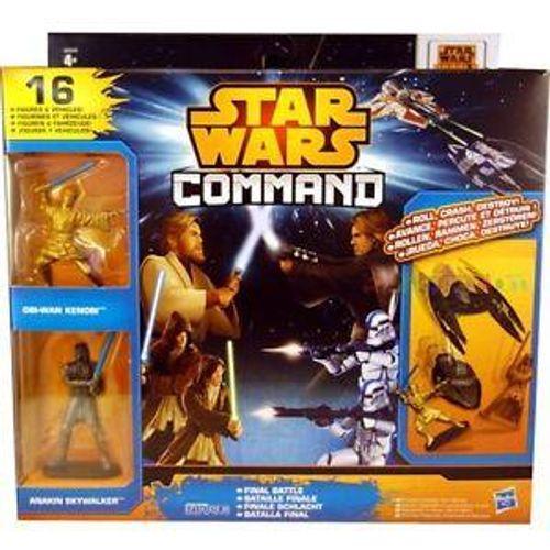 Star Wars Command Death star Strike kompletom slika 1