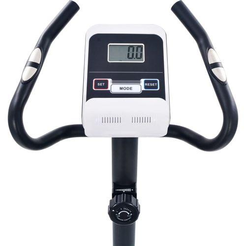 Magnetski bicikl za vježbanje s mjerenjem pulsa slika 14