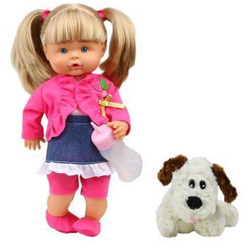 Dimian lutka Nena s psićem slika 1