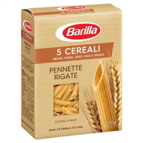 Barilla Penne Rigate 5 žitarica 400 g slika 1