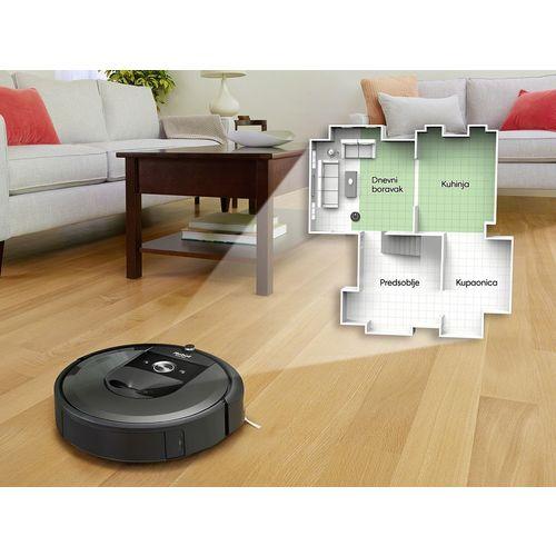 iRobot Roomba i7158 robotski usisavač slika 2