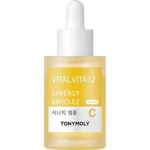 TONYMOLY Vital Vita 12 Synergy ampule.