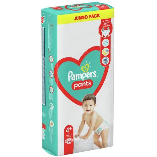 Pampers Pants Pelene-gaćice Jumbo pack slika 6