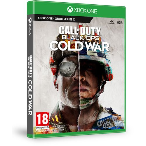 Call of Duty: Black Ops Cold War Xbox One Preorder slika 2