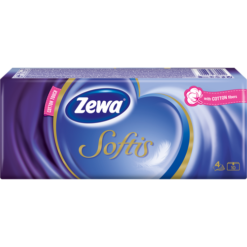 Zewa softis neutral 10/10 slika 1