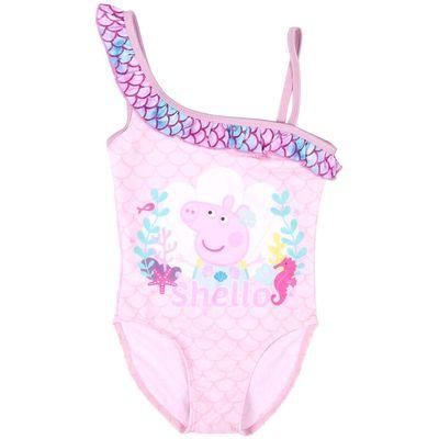 Peppa Pig kupaći kostim za djevojčice  100% poliester.