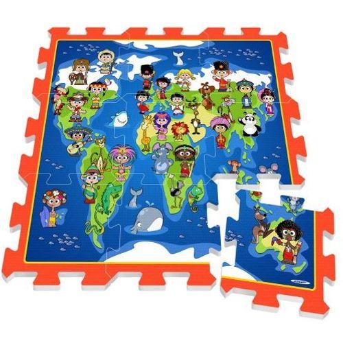 Podne puzzle – Djeca svijeta i životinje slika 2