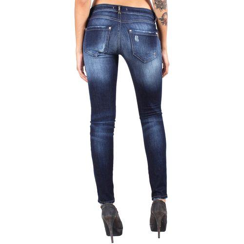 Sexy woman jeans žene slika 2