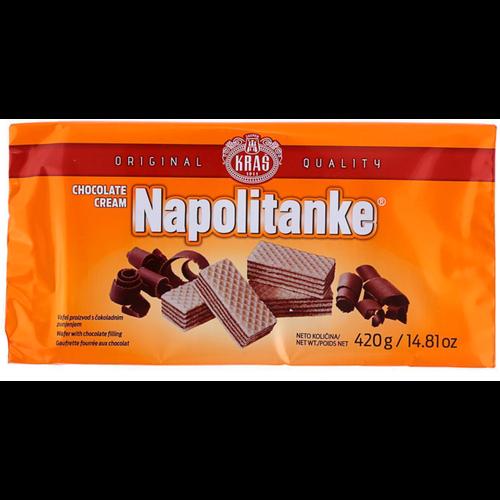 Kraš Napolitanke Choco Cream 420g slika 1