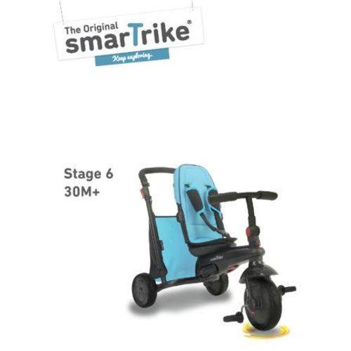 Smart Trike tricikl Folding 500 - Blue slika 4