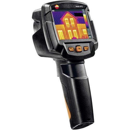 Termografska kamera testo 872 komplet -30 do +650 °C 320 x 240 piksela 9 Hz slika 4