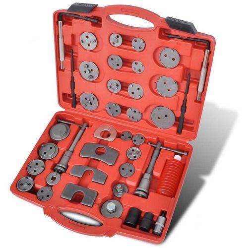 40-dijelni set alata za povrat kočnice, vraćanje kočionih cilindara slika 22