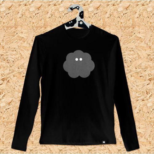 Muška majica PROHLADNICA crna slika 1