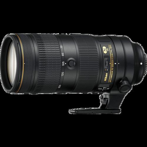 AF-S 70–200mm f/2.8E FL ED VR slika 6