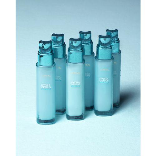 L'Oreal Paris Hydra Genius Fluid za intenzivnu hidrataciju normalne i mješovite kože 70ml slika 8