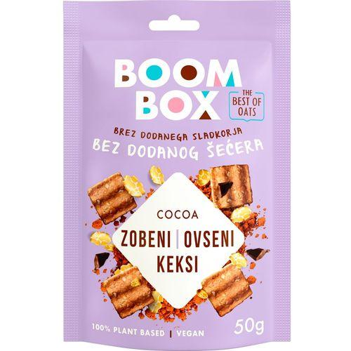 Boom Box Zobeni keksi Kakao 50g slika 1