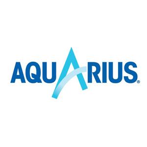 Aquarius Water logo
