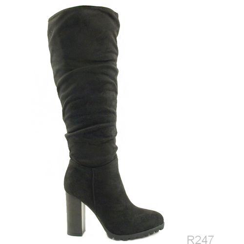 Crne čizme na petu slika 1