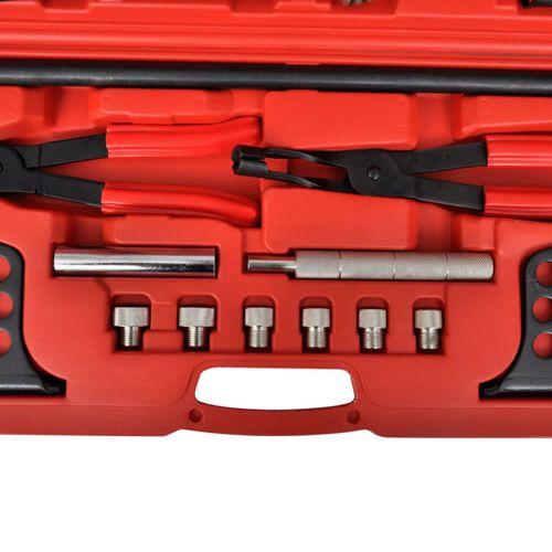Set alata za popravak glava i ventila motora slika 20