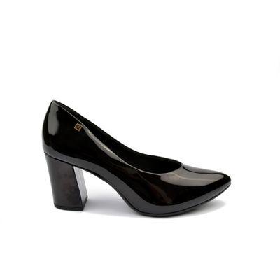 Piccadilly crne ženske cipele na visoku petu  Visoke pete daju osjećaj mode. Importirani latex amortizer apsorbira udarce i omogućuje bešumni hod u visokim petama, poboljšava raspodjelu težine duž cijelog stopala, te smanjuje bol koja se može javljati ...