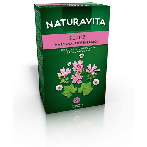 Naturavita Čaj Sljezov slika 1