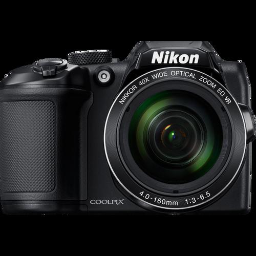 Nikon COOLPIX B500 Black + GRATIS TORBICA slika 2